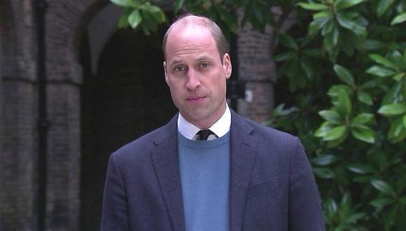 Las palabras del príncipe William fueron severas contra la BBC. (Foto: BBC Mundo).