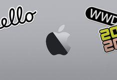 Por primera vez en su historia: conferencia mundial de Apple se realizará en formato online