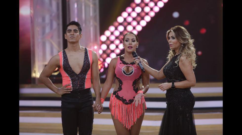 "Dorita Orbegoso es una de las figuras de ""El gran show"" de Gisela Valcárcel. (Foto: USI)"