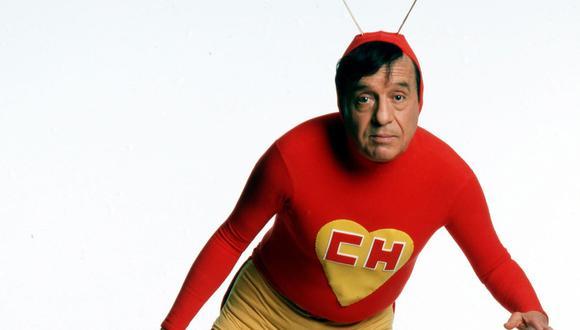 El Chapulín Colorado es un personaje creado por Roberto Gómez Bolaños para Televisa (Foto: Televisa)