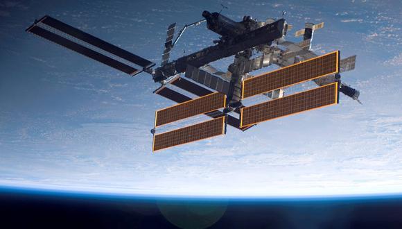 La Estación Espacial Internacional. (Foto: NASA)