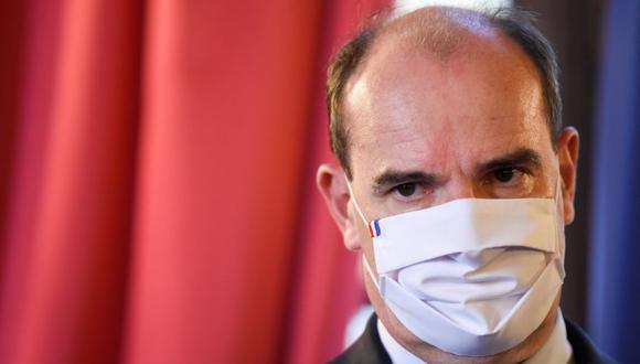 El primer ministro francés, Jean Castex, prometió 20.000 millones de euros de ayudas suplementarias a los comerciantes obligados a echar la persiana. (Foto: EFE/EPA/NICOLAS TUCAT/Archivo).