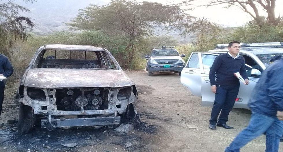 Áncash: exalcalde de Pariacoto denunció intento de asesinato