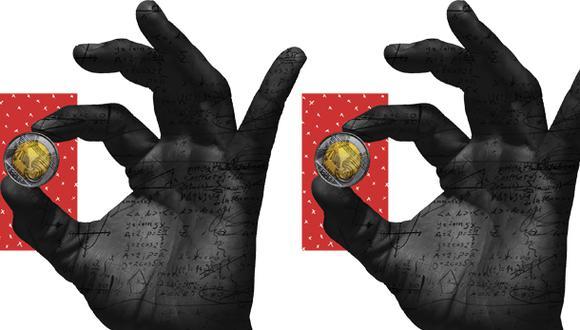 ¿Cambio total o continuidad? Las ofertas electorales del balotaje se mantienen en dos orillas muy distantes. (Ilustración: Giovanni Tazza).