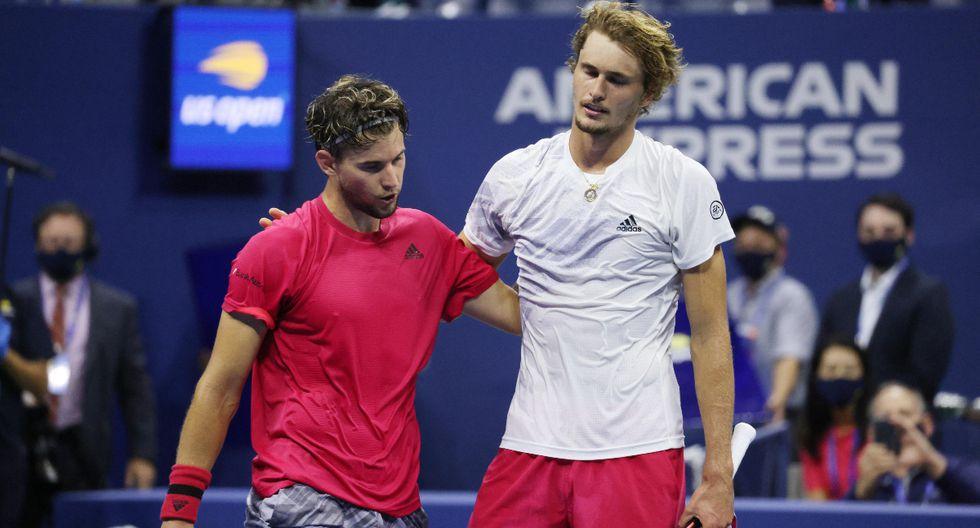 DT: US Open 2020: Dominic Thiem se convirtió en el nuevo monarca del Grand    NOTICIAS EL COMERCIO PERÚ