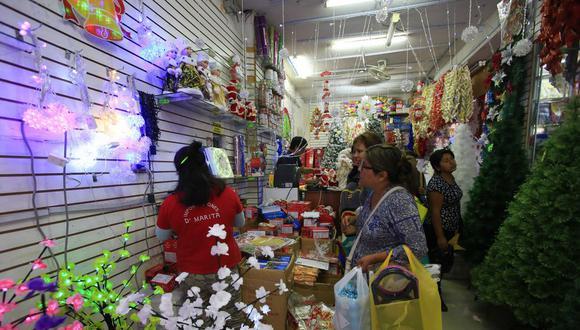 El informe revela que Perú es uno de los países en donde se compran los regalos con mayor anticipación. (Foto: GEC)