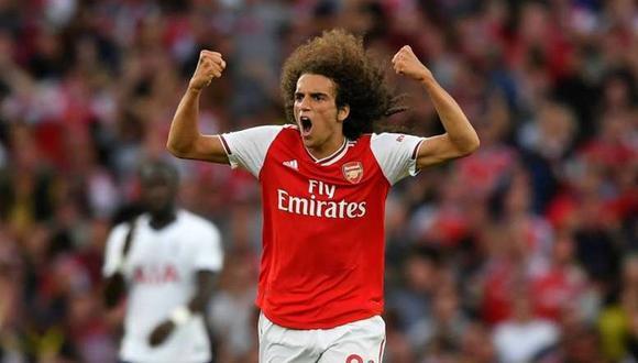Arsenal ofreció a Matteo Guendouzi al Barcelona, aseguran en España. (Foto: AFP)