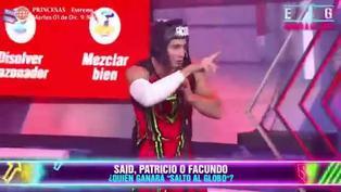 Rafael Cardozo le dio la banda de capitán a Facundo por su gran esfuerzo en competencia
