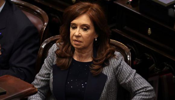 Argentina: Senado inicia debate para allanar residencias de Cristina Kirchner (Foto: Reuters)
