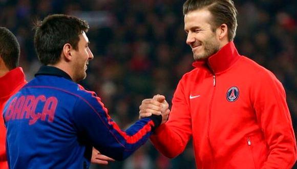 Lionel Messi es pretendido por el Inter de Miami de Beckham en la MLS   Foto: Difusión.
