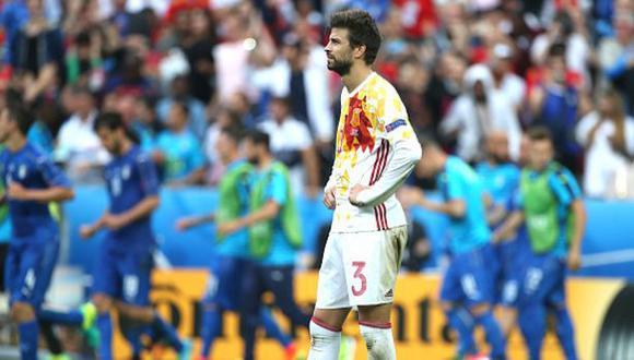 Gerard Piqué anunció fecha de su retiro de selección española