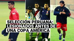 Al igual que Renato Tapia, conoce qué futbolistas de la selección peruana sufrieron lesiones previo a una Copa América
