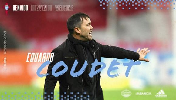 Eduardo Coudet reemplazará a Óscar García en el banquillo de Celta de Vigo. (Foto: Celta de Vigo)