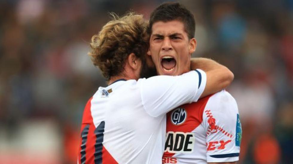 Iván Bulos interesa a Estudiantes de Argentina para el 2016 - 2