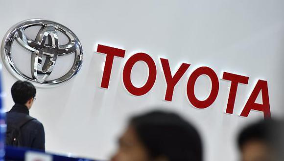 Toyota (Foto: AFP)