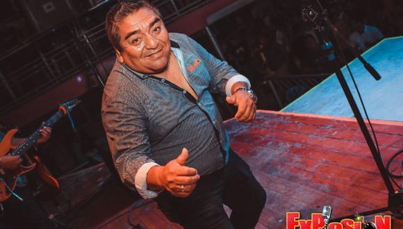 El conocido cantante David Núñez falleció en la madrugada del sábado 24 de abril   Foto: Facebook / Explosión de Iquitos