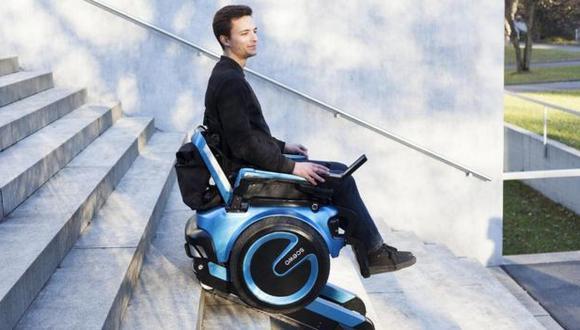 La silla Scewo pretende revolucionar la vida de muchas personas con discapacidad. (Foto: Scewo)
