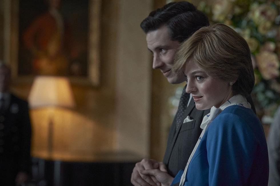 """La cuarta temporada de """"The Crown"""" contará la relación entre Diana de Gales y el Príncipe Carlos, interpretado por Josh O'Connor. (Foto: Netflix)"""