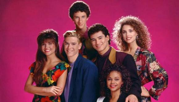 """Protagonistas de """"Salvado por la campana"""" se reunieron después de más de 25 años. (Foto: NBC)"""
