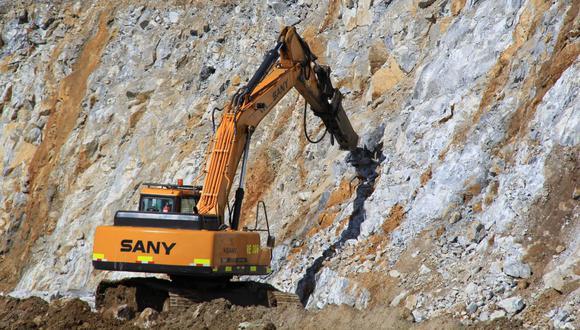 El Ejecutivo apunta a una minería sostenible. (Foto: GEC)