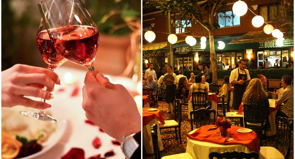 Conoce cuáles son los restaurantes más reservados en Lima por San Valentín, según Mesa 24/7.
