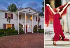 Audrey Hepburn: recorre la impresionante mansión que perteneció a la diva de Hollywood | FOTOS