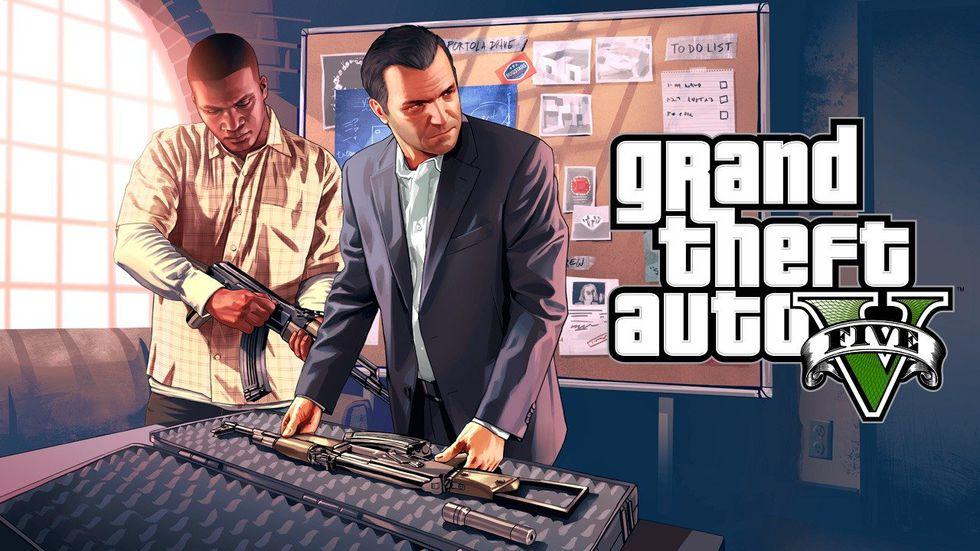 GTA V salió a la venta en PC en 2015. (Difusión)