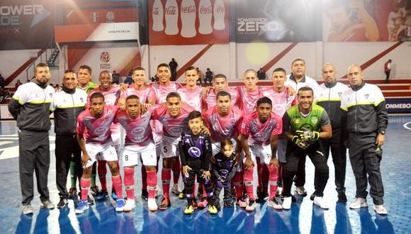 Panta Walon será el representante peruano en la Copa Libertadores de Futsal. Conozca cómo llega el equipo chalaco al torneo que se jugará en Buenos Aires, Argentina. (Foto: Orangel Valero - Panta Walon).
