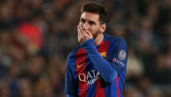 El jugador que le perjudicó que lo comparen con Lionel Messi