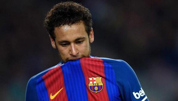 Neymar llegó al PSG procedente del Barcelona en la temporada 2017/18. (Foto: AFP)