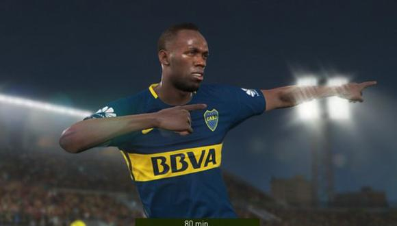¿Boca Juniors puede contratar a Usaín Bolt? (Foto: Twitter)
