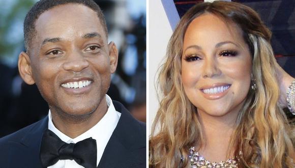 Mariah Carey comparte fotografía del recuerdo con Will Smith | Fotos: EFE