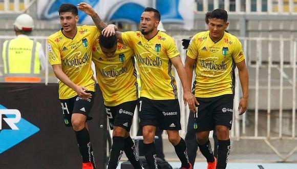 Universidad Católica no pudo frente a O'Higgins y perdió 1-0 por el Campeonato Nacional de Chile por la fecha 11 en el estadio El Teniente de Rancagua (Foto: Twitter)