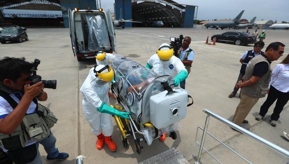 El CMP precisó que al 26 de junio hay 1.867 médicos infectados con el virus; mientras que otros 45 permanecen internados en las áreas de la Unidad de Cuidados Intensivos (UCI) en diversos nosocomios del país. (Foto: GEC)