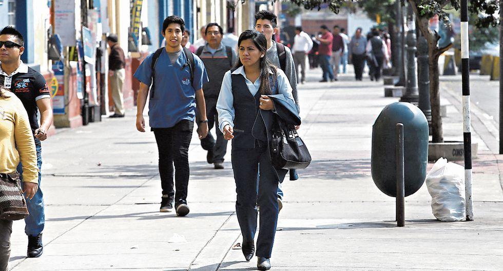 El Senamhi advirtió que el índice máximo UV en Lima alcanzará el nivel 14, especialmente cerca del mediodía. (GEC)