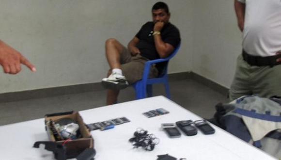 Piura: juez ordena prisión preventiva para agente del INPE