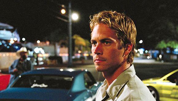 """La última vez que vimos a Brian O'Conner fue en """"Furious 7"""" y ha estado en todas las películas, salvo """"Tokyo Drift"""" (Foto: Universal)"""