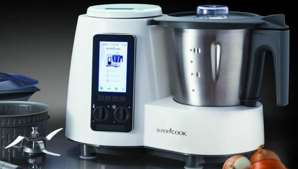 Fríe, pica, y hace puré a control remoto: el robot que reinventa tu cocina de lujo y puedes comprar en Perú.