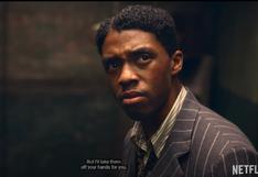 "Presentan avance de ""Ma Rainey's Black Bottom"", la última película de Chadwick Boseman"