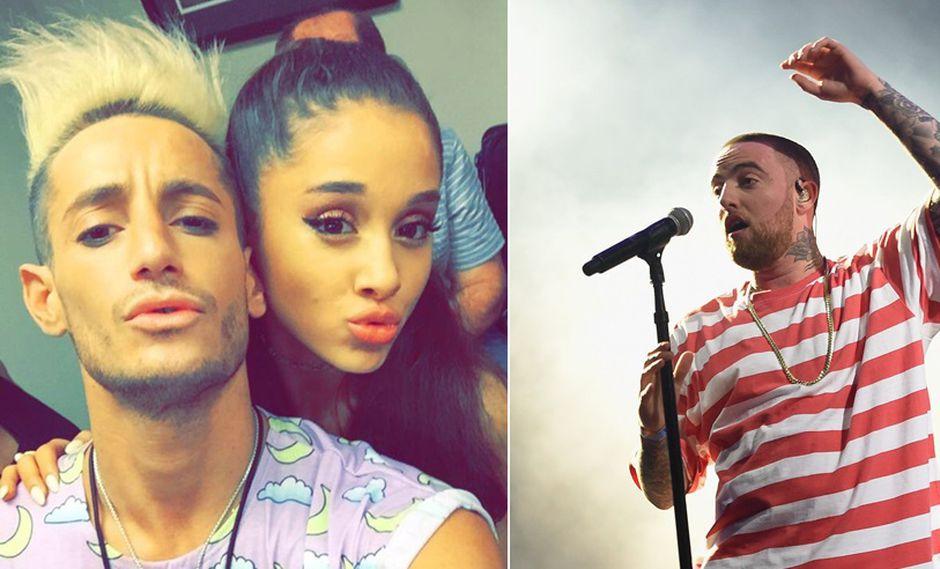 Frankie, hermano de Ariana Grande, lamentó la temprana muerte de Mac Miller. (Foto: Instagram/ Agencias)