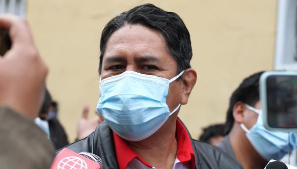 Cerrón fue sentenciado en 2019 por corrupción, por tanto, tiene impedimento para postular a cargos de elección popular o ejercer función pública. Foto: archivo GEC