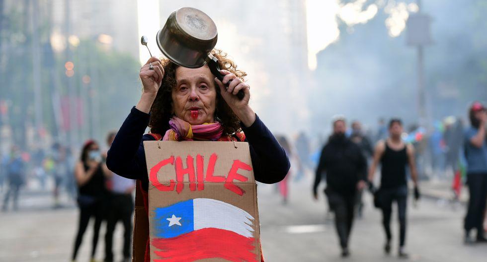 Chile acumula una inflación de 2,9% en lo que va del año y un alza a doce meses de 2,7%.. (Foto: AFP)
