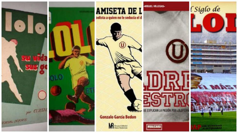 Lolo Fernández, el futbolista peruano que más libros inspiró - 1