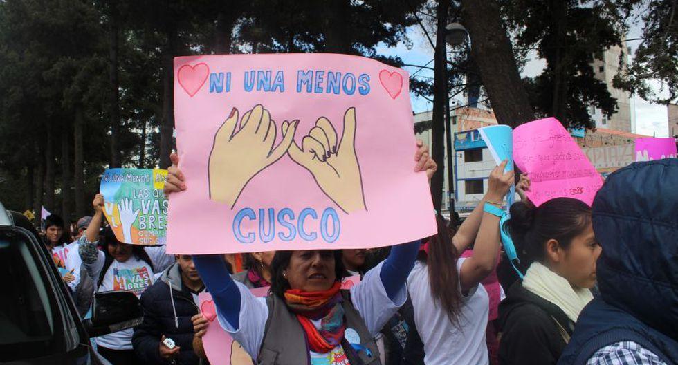 #NiUnaMenos: las movilizaciones en el interior del país [FOTOS] - 35