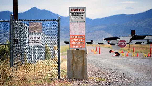 Este 20 de setiembre se convocó vía Facebook a invadir el Área 51 para buscar pruebas de vida extraterrestre. (Foto: AFP)
