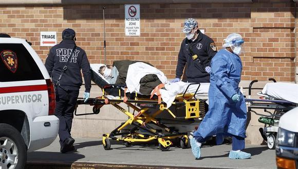 Coronavirus en Estados Unidos | Últimas noticias | Último minuto: reporte de infectados y muertos hoy, martes 23 de febrero del 2021 | Covid-19. (Foto: EFE/Justin Lane).