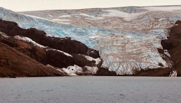 La Península Antártica es la parte más septentrional del continente antártico, donde se encuentran bases científicas y militares de varios países, entre ellos Argentina, Chile, y el Reino Unido, que también han reclamado soberanía de esa zona. (Chilean Antarctic Institute / AFP).