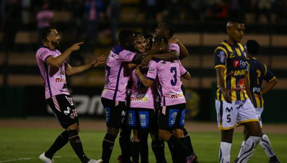 Sport Boys gana 1-0 frente a Sport Rosario en el Callao. (Foto: Lino Chipana)