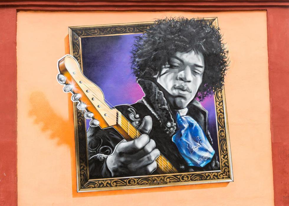 El próximo año abrirá el museo de Jimi Hendrix en Londres - 1