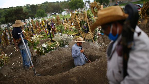 Coronavirus en México | Ultimas noticias | Último minuto: reporte de infectados y muertos hoy, viernes 31 de julio | Covid-19 | (Foto: REUTERS/Edgard Garrido)
